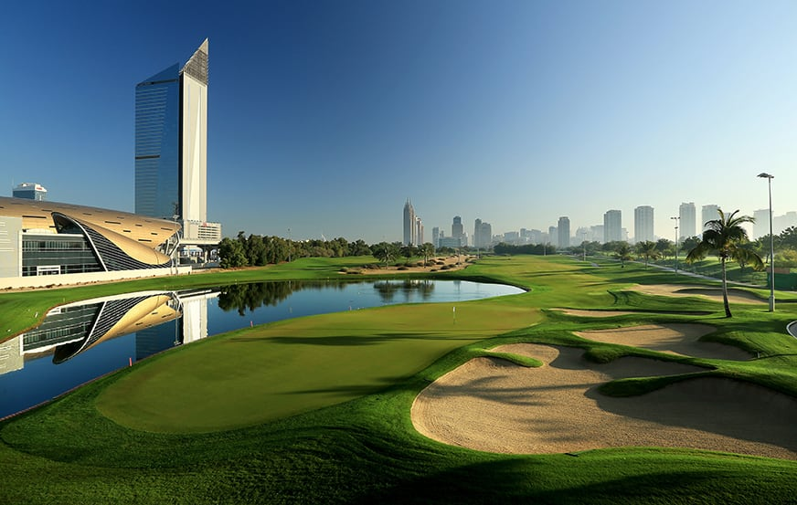 Emirates Club – Faldo Course